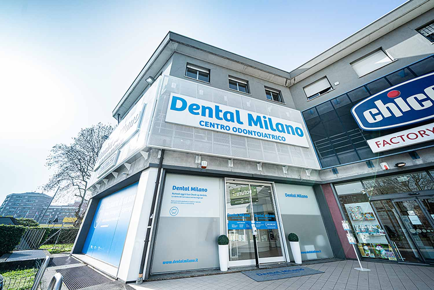 Implantologia All on Four - Dental Milano